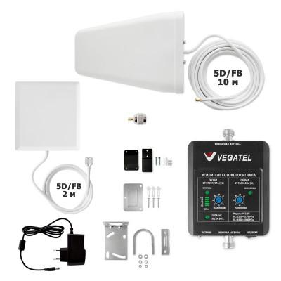 VEGATEL VT2-3G-kit (дом, LED) усилитель 3G сигнала для дома