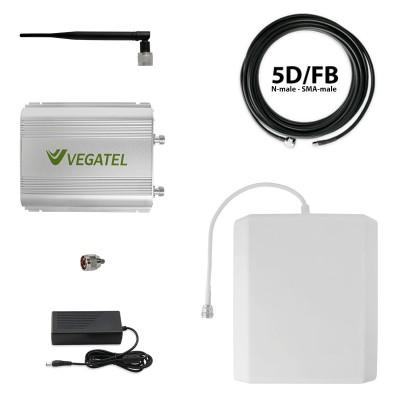 VEGATEL VT-1800/3G-kit усилитель сотовой связи и мобильного 3G интернета