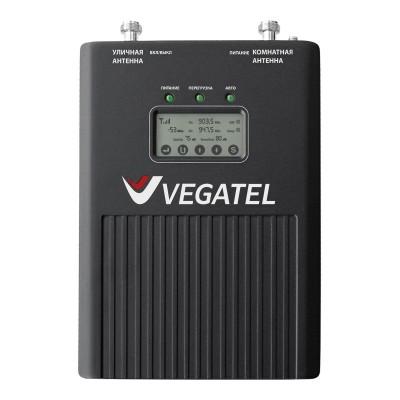VEGATEL VT3-900E (S, LED) репитер GSM для усиления сотовой связи