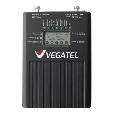 Репитер VEGATEL VT2-5B (LED) для усиления пятидиапазонного сигнала