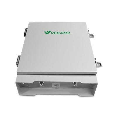 Репитер цифровой VEGATEL VT3-1800/2100/2600 для усиления сотовой связи и мобильного 3G интернета