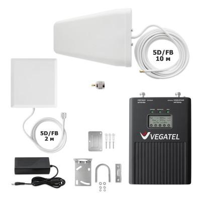 VEGATEL VT3-900L-kit (дом, LED) очень мощный усилитель сотовой связи