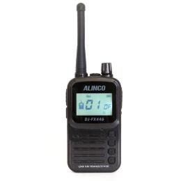 Рация Alinco DJ-FX446 PMR 0.5 Вт