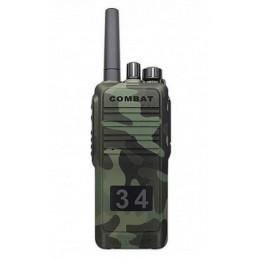 Рация KOMBAT T-34 Хантер UHF 10 Вт