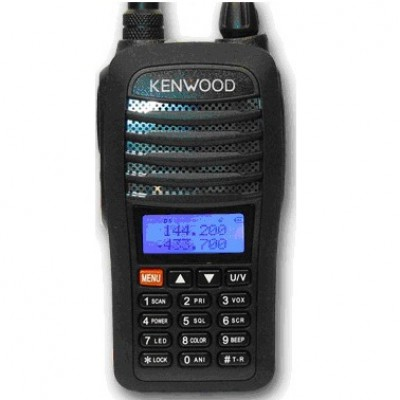Рация Kenwood TH-UVF1 Dual 7 Вт