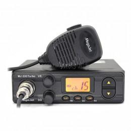 Радиостанция MegaJet MJ-333 Turbo Си-Би 20 Вт