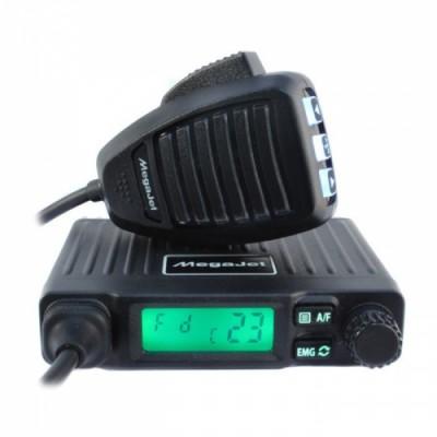 Радиостанция MegaJet MJ-50 Си-Би 4 Вт