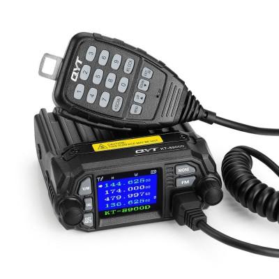 Радиостанция QYT KT-8900D Dual 25 Вт