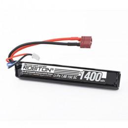 Аккумуляторная сборка Robiton Li-Po 7,4В  1400мАч