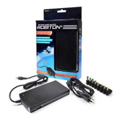 Блок питания для ноутбука 90 Ватт ROBITON NB90W/Slim