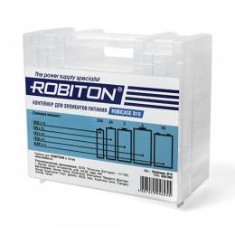 Футляр для элементов питания ROBITON Robicase B10