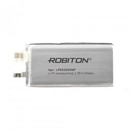 Аккумулятор ROBITON 3.7V 4100мА LP855085UN Li-Po без защиты