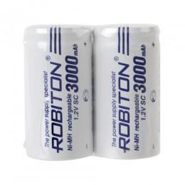 Аккумулятор ROBITON 1.2V 3000mA Ni-MH SC