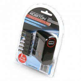 Автомобильный адаптер ROBITON K3000S (3.0A)
