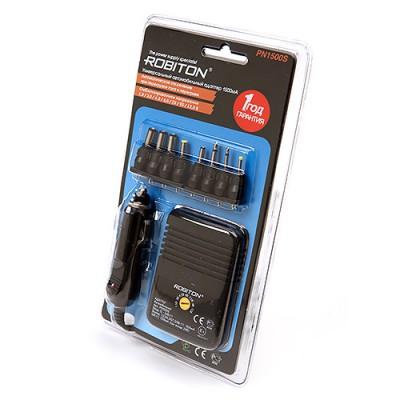 Автомобильный адаптер ROBITON PN1500S (1.5A)