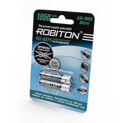 Аккумулятор ROBITON 1.2V 1050mA LSD Ni-MH AAA