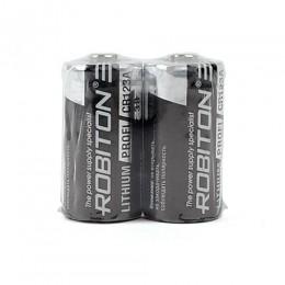 Батарейка Robiton 3V CR123A Lithium Profi SR2