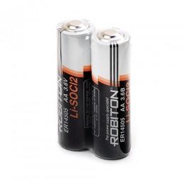 Батарейка Robiton 3.6V ER14505 АА LiSOCl2