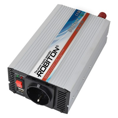 Инвертор ROBITON R300 PSW