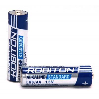 Батарейка Robiton 1.5V AA (LR6) Standard