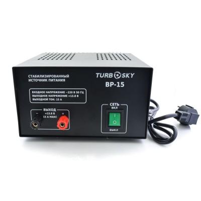 Блок питания Turbosky BP-15 15 А