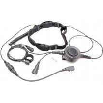 Гарнитура-ларингофон VOSTOK HLG-2, разъем на выбор