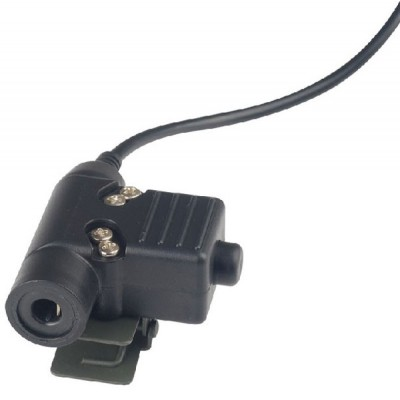 Кнопка PTT Z-Tactical z113 Kenwood