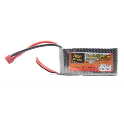 Аккумуляторная сборка Zop Power Li-Po 11,1В 2200мАч