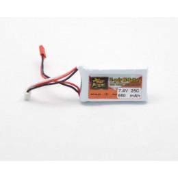 Аккумуляторная сборка Zop Power Li-Po 7,4В 650мАч