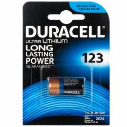 Батарейка Duracell Ultra 3V CR123A