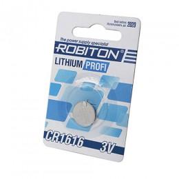 Батарейка Robiton 3V CR1616 Lithium Profi