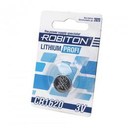 Батарейка Robiton 3V CR1620 Lithium Profi