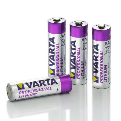 Батарейка Varta 1.5V AA (LR6/FR6) Professional Lithium