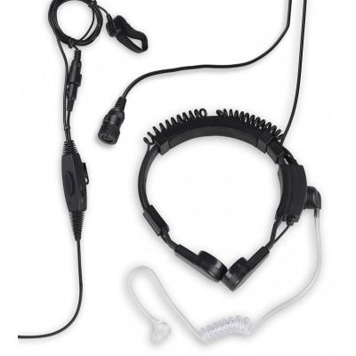Гарнитура-ларингофон UMP-3099S, разъем на выбор