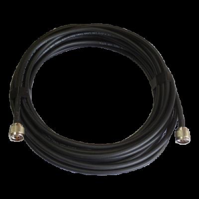 Кабельная сборка N-m - N-m, кабель 5D-FB, 10 метров