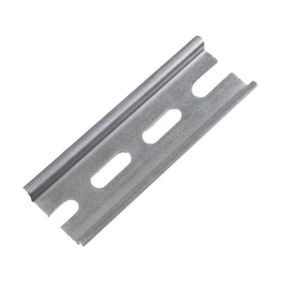 DIN-рейка ТН35 перфорированная, оцинкованная, 7,5 мм