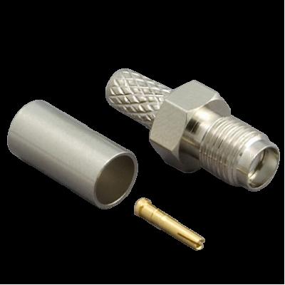 Разъем SMA-f на кабель RG-58
