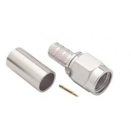 Разъем SMA-m на кабель RG-58
