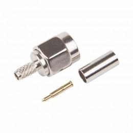 Разъем SMA-m на кабель RG-174/RG-316