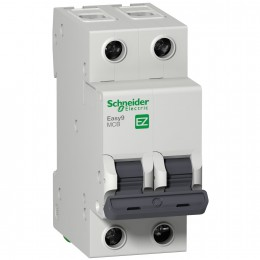 Автоматический выключатель Schneider Electric 2П 25А С 4,5кА (EZ9F34225)