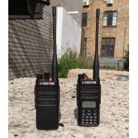 Обзор цифровых радиостанций VOSTOK ST-203>