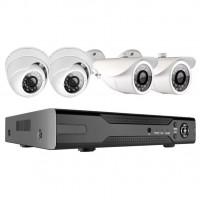 Наружное или внутреннее видеонаблюдение, особенности выбора>