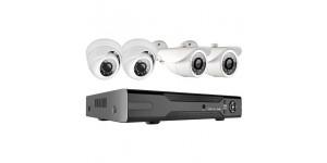Наружное или внутреннее видеонаблюдение, особенности выбора